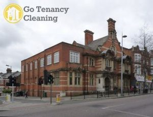 Reliable end of tenancy cleaning team W3, W4 - Acton