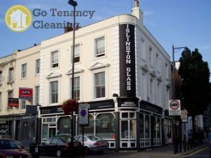 Safe moving out cleaning business N1 - Barnsbury