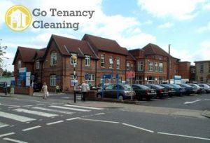 Competitive move out sanitation company BR3, SE20 - Beckenham