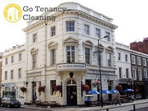 Precise end of tenancy sanitation services SW1 - Belgravia