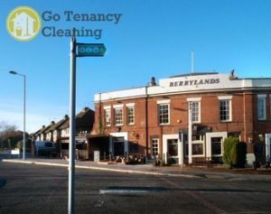 Top notch end of tenancy sanitation business KT5 - Berrylands