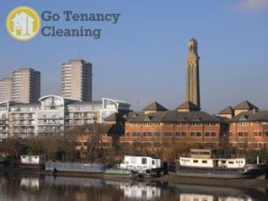 Professional move out sanitation company TW8 - Brentford