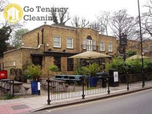 Eco-friendly move out sanitation business N1 - Canonbury