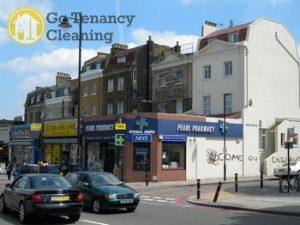 Cheap end of tenancy sanitation business SW4 - Clapham