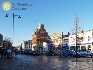 Enfield Town Centre