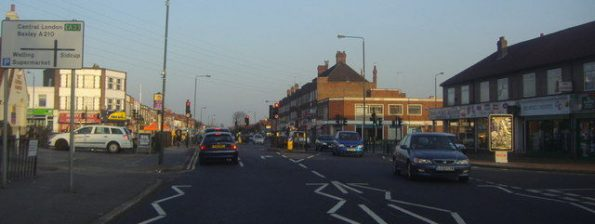 Blackfen Road